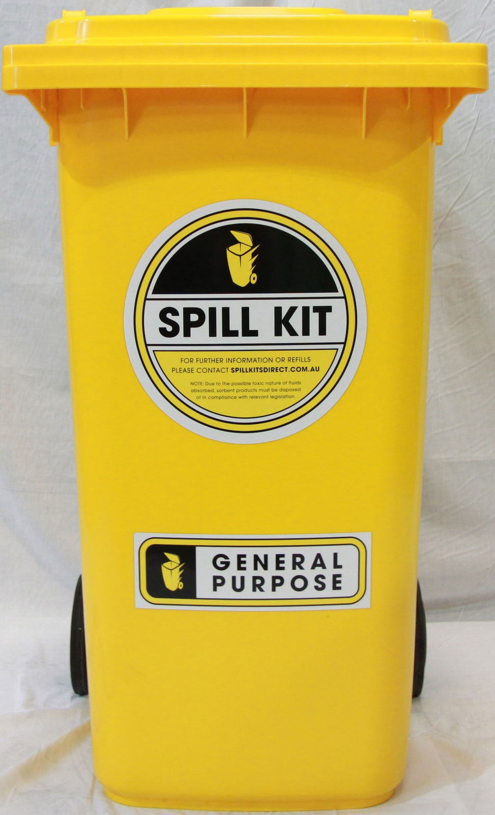 General Purpose Spill Kits For Oils Fuels Water Based